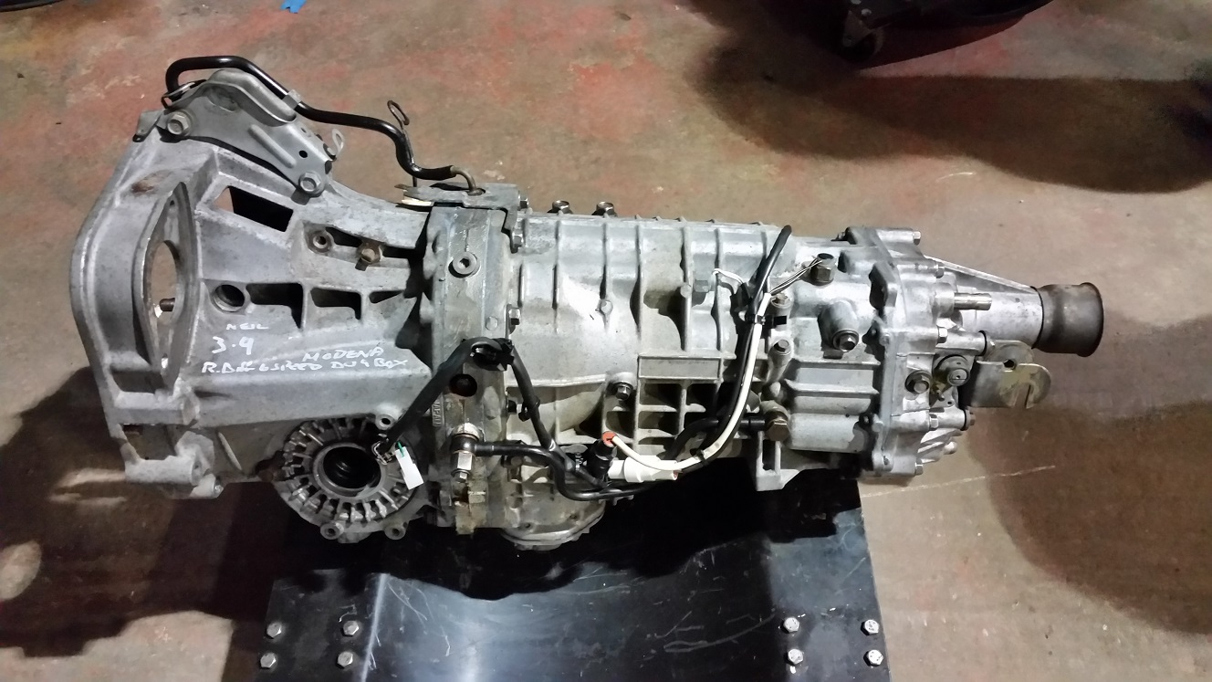 Hewland FT-200 Gearbox - Race Parts Trader - A Racers Online