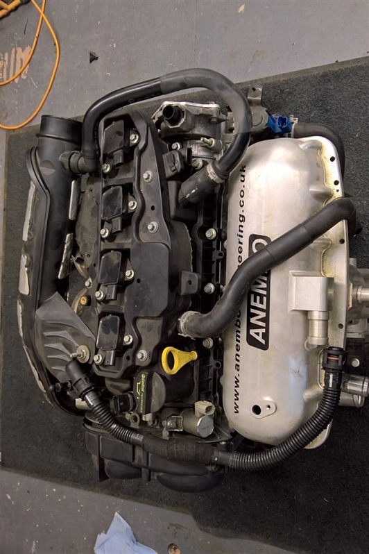 I have for sale Ford 1 6 Ecoboost Engine, - Race Parts